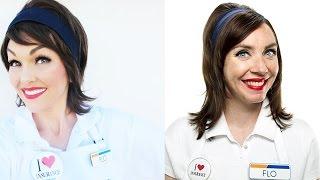 How to Look Like Flo the Progressive Lady | Kandee Johnson