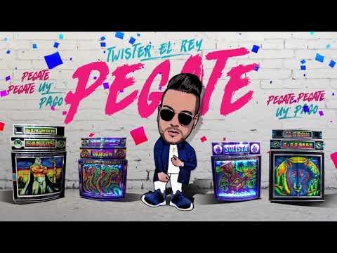 Letra Pégate Twister El Rey