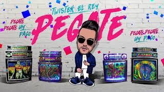 Twister El Rey - Pegate | Audio