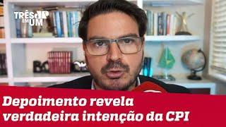 Rodrigo Constantino: Witzel é corrupto, demagogo e ambicioso na CPI da Covid