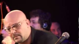 Frankie & Canthina Band-Tributo a Barry White-The Place Roma-You see the trouble with me