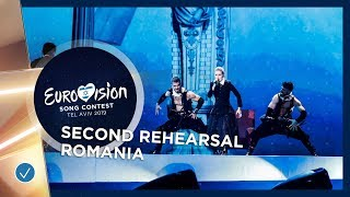 Romania 🇷🇴 - Ester Peony - On A Sunday - Exclusive Rehearsal Clip - Eurovision 2019