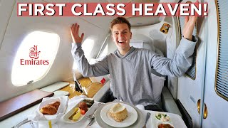 My Complete Emirates A380 First Class Review