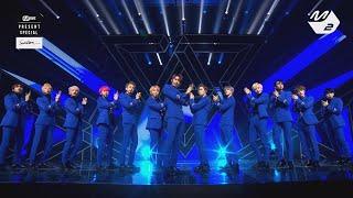 [Mnet Present Special] SEVENTEEN   박수(CLAP)