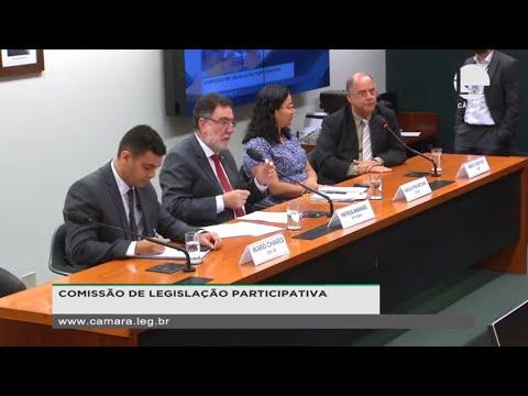 Legislação Participativa - Plano Nacional de Desestatização - 07/11/19 - 11:05