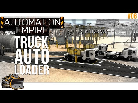 Claw auto truck loading | Automation Empire #6