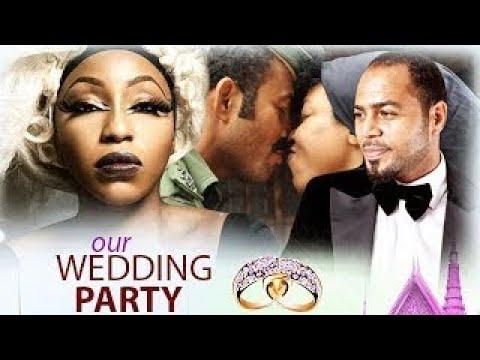 Rita Dominic Wedding Party 2017 Blockbuster News 1 - Nigerian movies 2017 Movies|Latest Ni