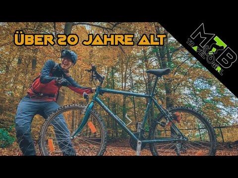 Warum ein 20 Jahre altes Mountainbike? MTBTravelGirl