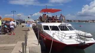 preview picture of video 'AQUAVISION GLASSBOAT UMAG TOURISTRA'