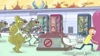 Rick and Morty escape plan [Rick and Morty]