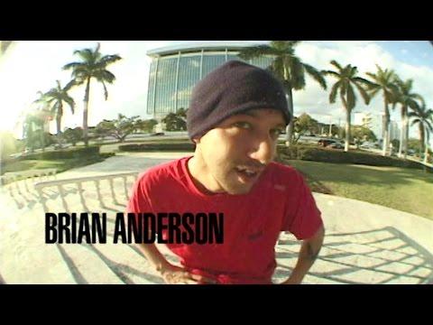 Video Vortex: Brian Anderson, Modus Operandi   TransWorld SKATEboarding
