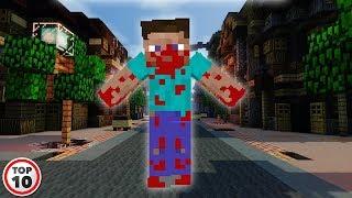 Top 10 INSANE Minecraft Fan Theories