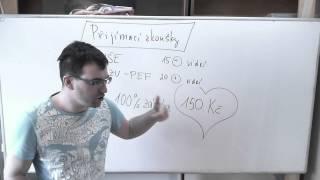 Kurz - Přijímací zkoušky na VŠE a ČZU