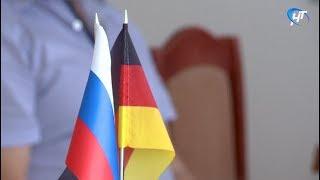 В области с визитом побывала немецкая делегация Международного экономического Союза «Ганза»