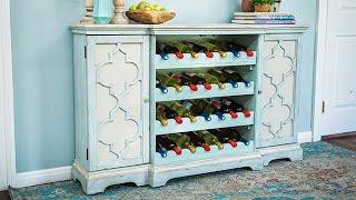 DIY Dresser Wine Rack With Ken Wingard - Home & Family