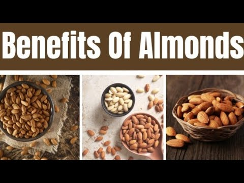 9 Evidence-Based Health Benefits Of Almonds.