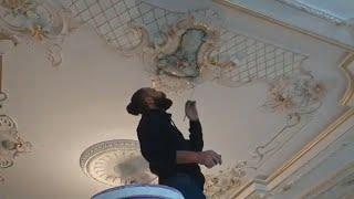 How To Make A Rococo And Baroque Style İnterior At Home _ ( Master : Cefer Axundov )