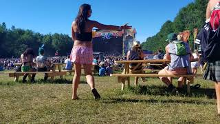 Cherub @ Electric Forest 2018 - Doses and Mimosas