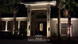 Hilton Head Island Outdoor Lighting Video