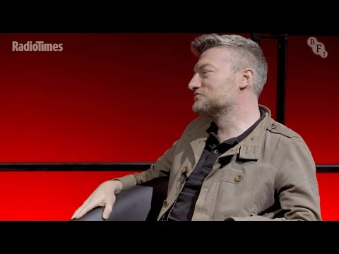In conversation with Charlie Brooker -