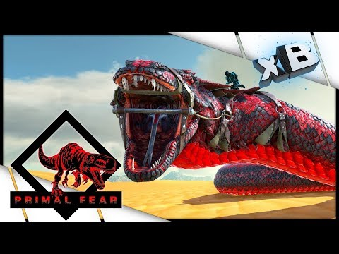 Apex Manticore Tame! :: Modded ARK: Scorched Fear :: E10 - xBCrafted