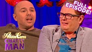 Karl Pilkington Wants To Know What Makes Alan Happy! | Alan Carr: Chatty Man
