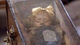 Страшные истории - мумия Розалии Ломбардо