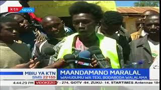Mbiu ya KTN: Usafiri wa sikukuu