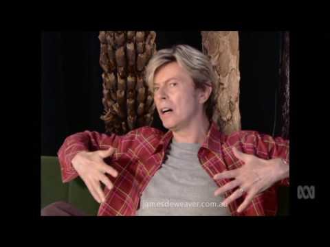 David Bowie &#3904 talks Ziggy Stardust,John Lennon, Aleister Crowley