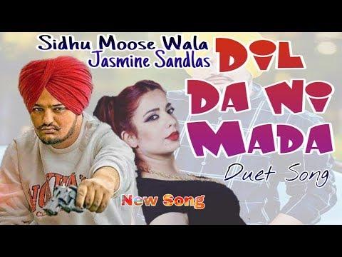 Dil Da Ni Mada | Song | Sidhu Moose Wala | Jasmine Sandlas | New Punjabi Song 2018
