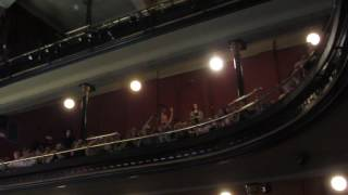 Don't Leave Me On My Own and balcony chat - Chris Isaak - Massey Hall, TOronto-May 24,2016