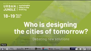 WU International Symposium URBAN JUNGLE: Who is Designing the Cities of Tomorrow, Experts Debate