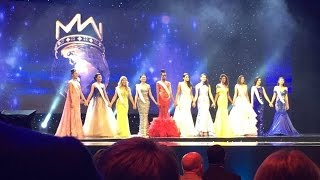 Miss World 2016 Top 10 And 1 People's Choice