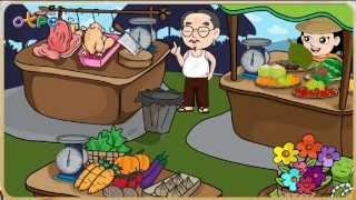สื่อการเรียนการสอน เพื่อน ป.2 ภาษาไทย