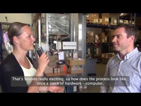 Siemens besucht AfB gGmbH