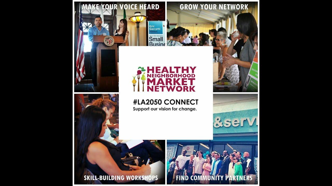 Healthy Neighborhood Market Network