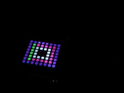 Raspberry Pi 3 – Sense HAT Animation Library in Python 3