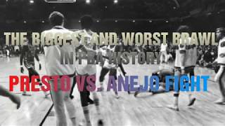 The Biggest And Worst Brawl In PBA History!