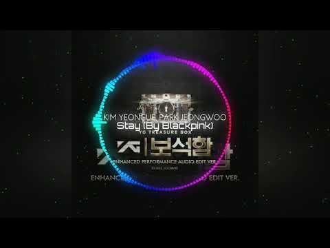 Full Audio] Stay (BLACKPINK) - 박정우 (Park Jeongwoo) ft