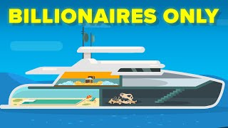These Billionaires Insane Super Yachts Will Amaze You