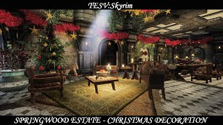 Springwood Estate by Dovahkiinathay - Christmas Decoration