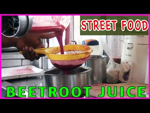 20 video juice recipes indian view and watch now video how to make beetroot juice recipe indian street foods tasty juice forumfinder Images