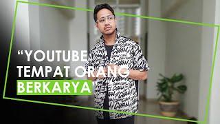 Marak Artis Jadi Konten Kreator, Jovial da Lopez: YouTube Itu Tempat Orang Berkarya