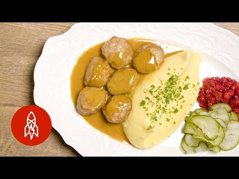 Where do Swedish Meatballs Come From?