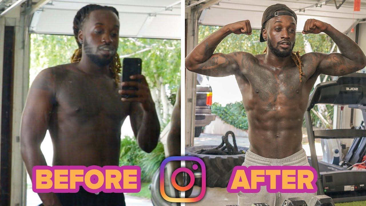 We Trained Like Instagram Fitness Models For 30 Days thumbnail