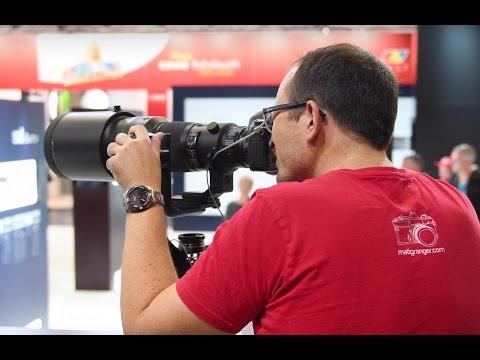 Sigma 500mm f4.0 Sport lens