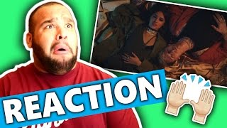 Machine Gun Kelly, Camila Cabello - Bad Things (Music Video) REACTION