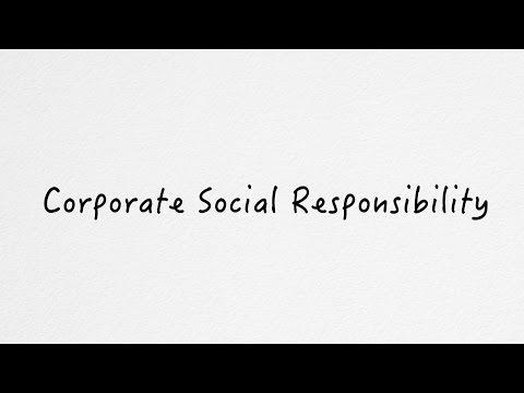 Corporate Social Responsibility (CSR) Certification Program by ...