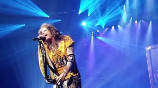 Aerosmith plays Cryin' at Park MGM Theater in Las Vegas Apr 6 2019