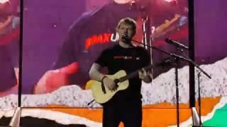 Ed Sheeran - Don't/New Man (Live At Berlin 27/03/17)